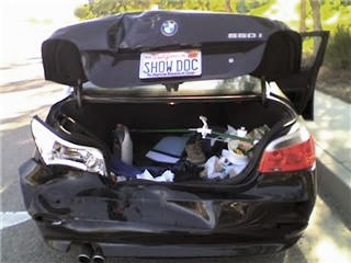orange county injury attorney, rear ended car, car accident