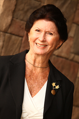 Receptionist Donna Burns at the personal injury law offices of John Burns.